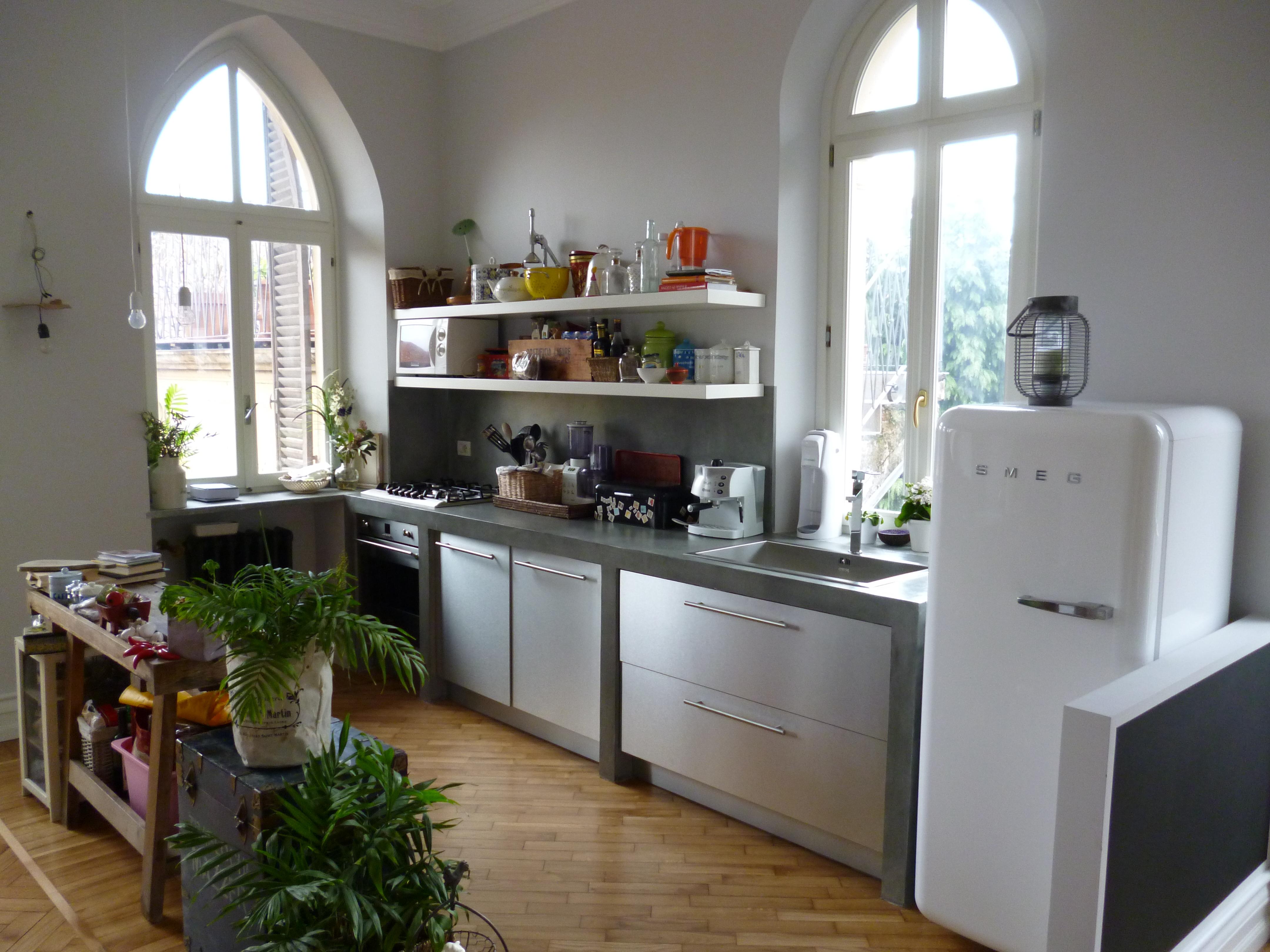 Cucina in muratura e acciaio stefanopezziafornero - Cucine legno e acciaio ...
